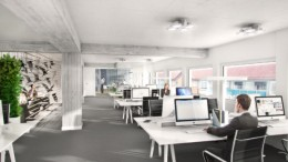 BC - S3 kontorlokaler