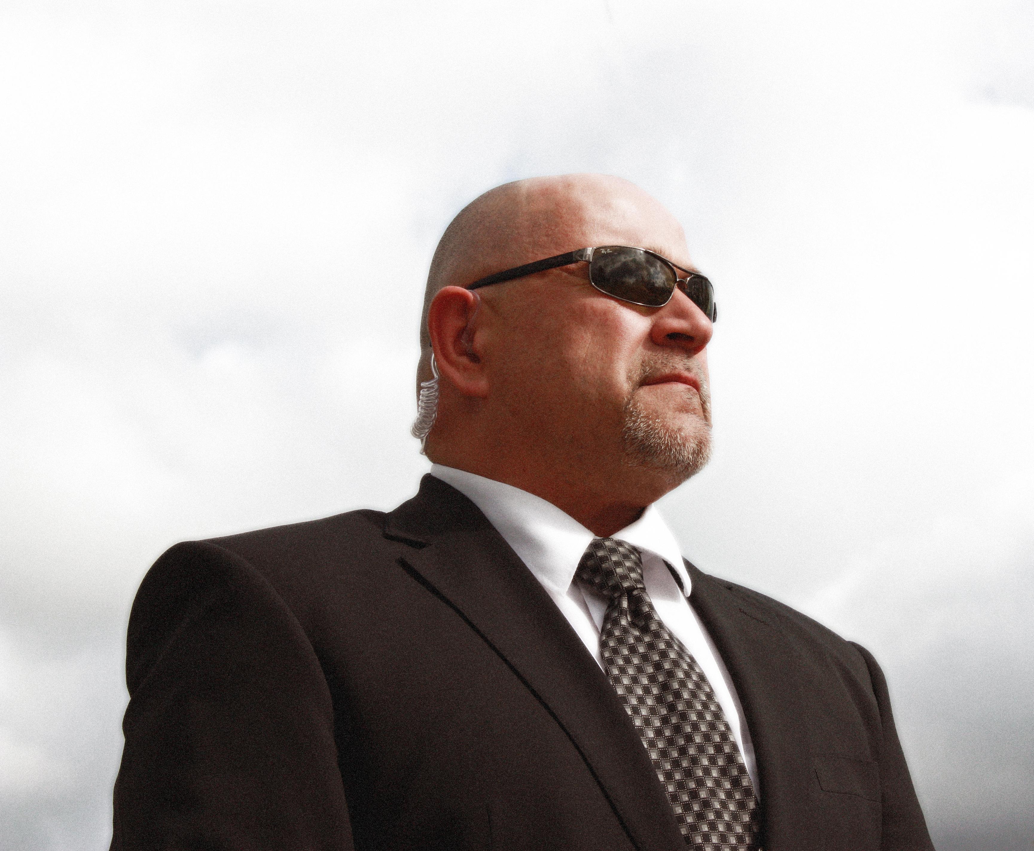 Jens Nygaard, livvagt og indehaver af El-Protec