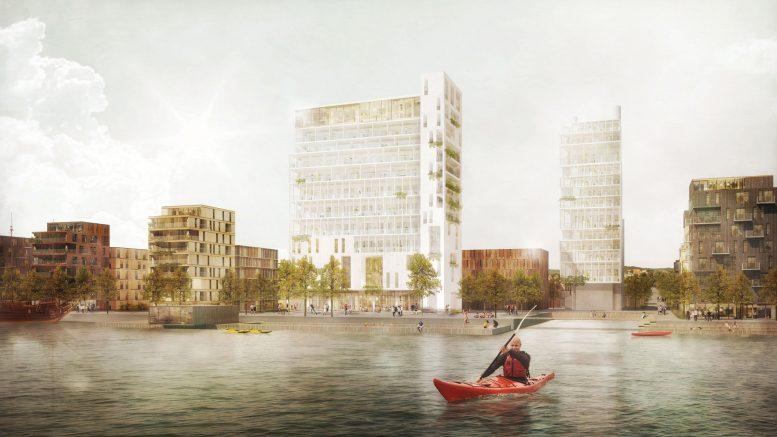 Stigsborg Havnefront - Silopladsen