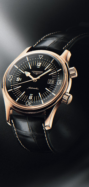 The-Longines-Legend-Diver-ROSEGOLD